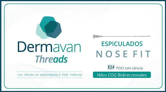 Threads Nose fit